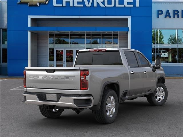 2020 Silverado 2500 Crew Cab 4x4, Pickup #136135 - photo 2