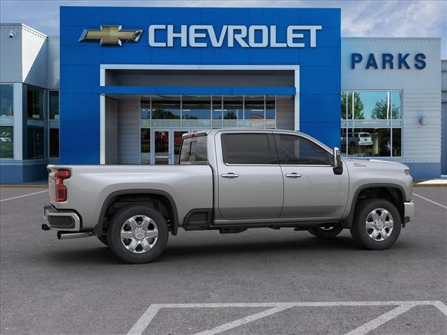 2020 Silverado 2500 Crew Cab 4x4, Pickup #136135 - photo 5