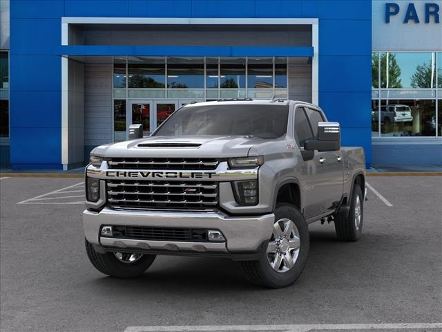 2020 Silverado 2500 Crew Cab 4x4, Pickup #136135 - photo 6