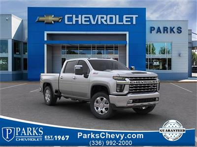 2020 Silverado 2500 Crew Cab 4x4, Pickup #136135 - photo 1