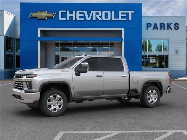 2020 Silverado 2500 Crew Cab 4x4, Pickup #136846 - photo 4