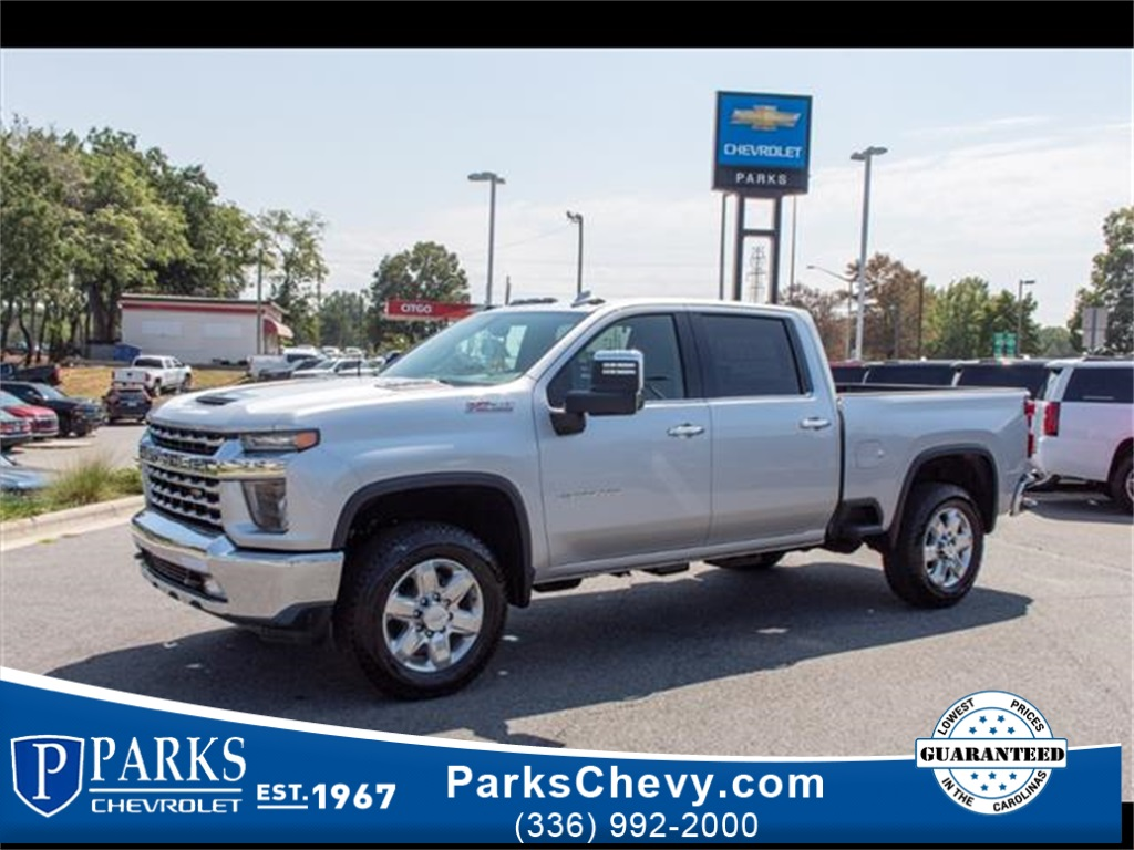 2020 Silverado 2500 Crew Cab 4x4, Pickup #137486 - photo 1