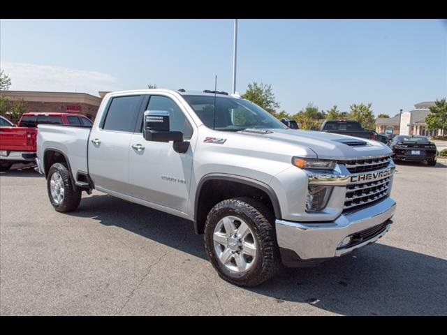 2020 Silverado 2500 Crew Cab 4x4, Pickup #137486 - photo 11