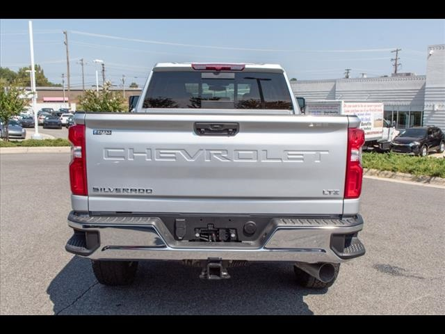 2020 Silverado 2500 Crew Cab 4x4, Pickup #137486 - photo 5