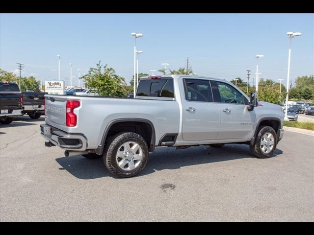 2020 Silverado 2500 Crew Cab 4x4, Pickup #137486 - photo 9