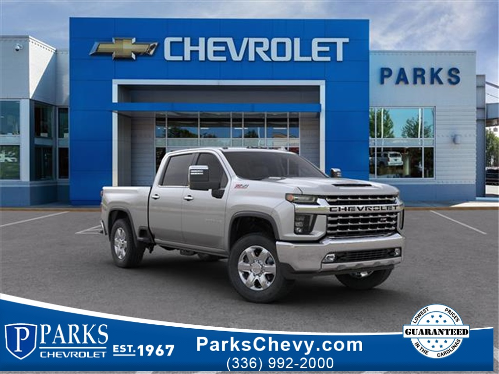 2020 Silverado 2500 Crew Cab 4x4, Pickup #137901 - photo 1