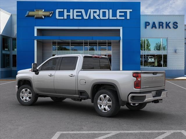 2020 Silverado 2500 Crew Cab 4x4, Pickup #137901 - photo 4