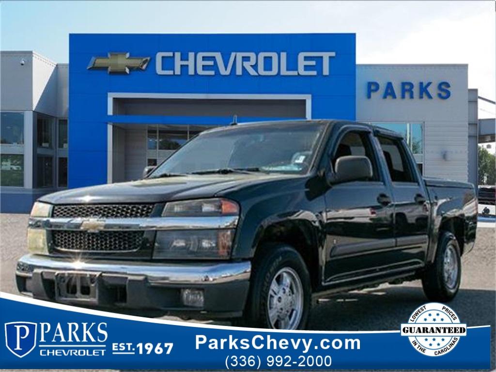 2008 Colorado Crew Cab 4x2, Pickup #147456A - photo 1
