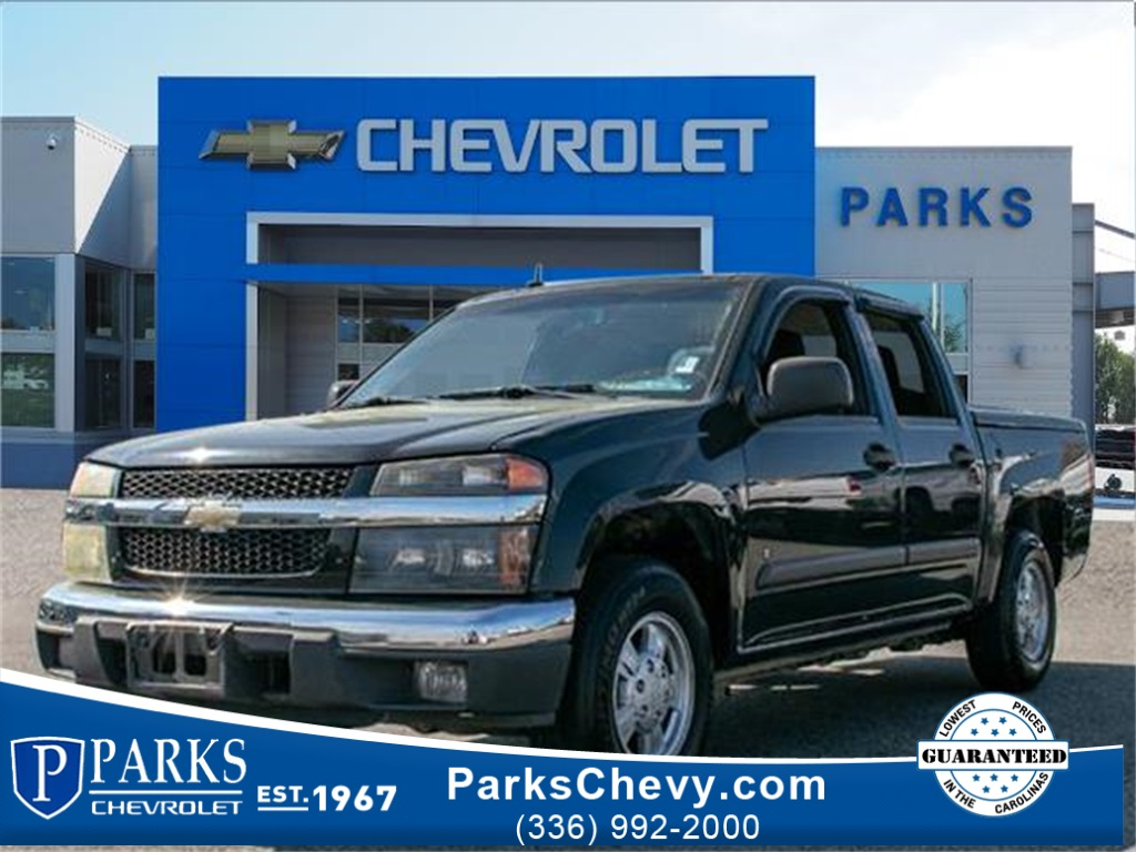2008 Colorado Crew Cab 4x2, Pickup #147456A - photo 1