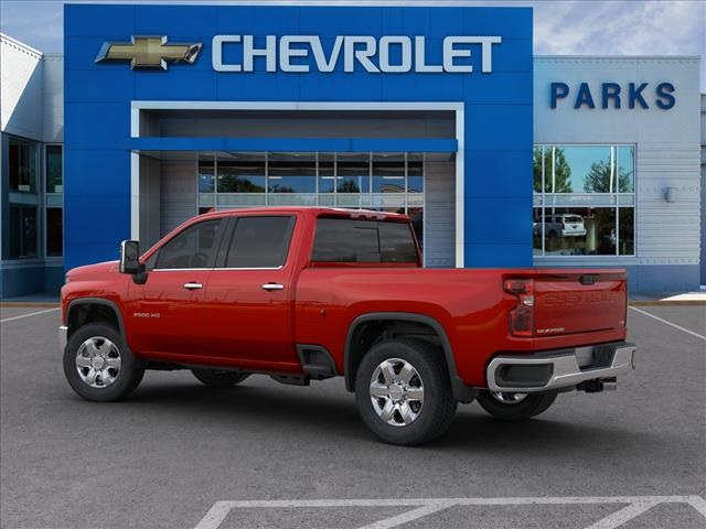 2020 Chevrolet Silverado 2500 Crew Cab 4x4, Pickup #148200X - photo 4