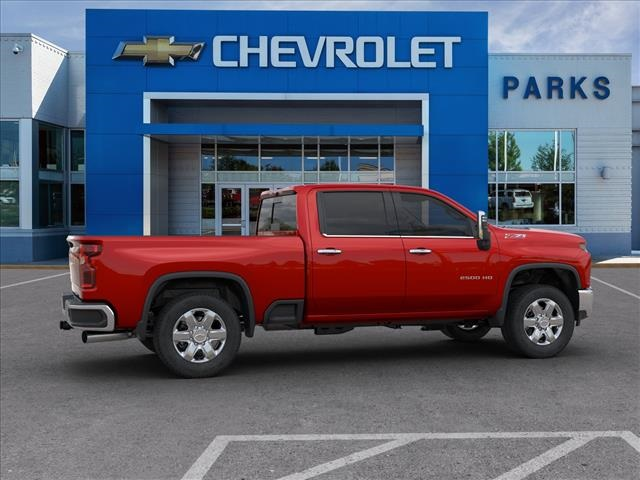 2020 Chevrolet Silverado 2500 Crew Cab 4x4, Pickup #148200X - photo 5