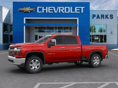 2020 Chevrolet Silverado 2500 Crew Cab 4x4, Pickup #148200X - photo 3