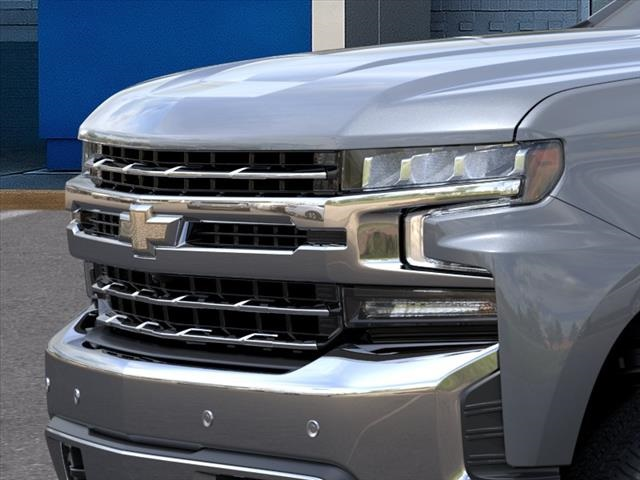 2021 Chevrolet Silverado 1500 Crew Cab 4x4, Pickup #149148 - photo 11
