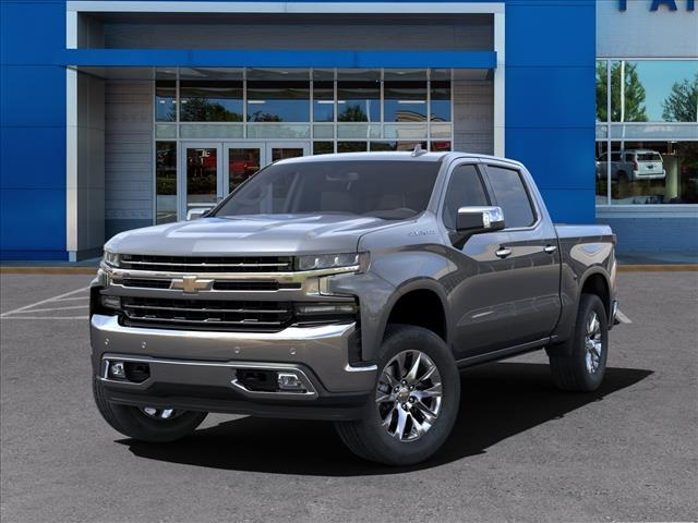 2021 Chevrolet Silverado 1500 Crew Cab 4x4, Pickup #149148 - photo 6
