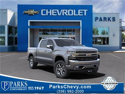 2021 Chevrolet Silverado 1500 Crew Cab 4x4, Pickup #149148 - photo 1