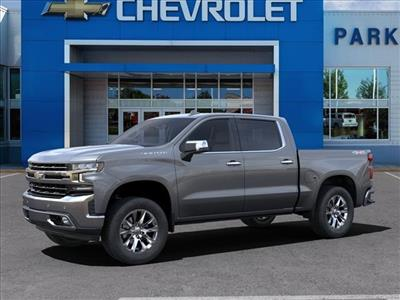 2021 Chevrolet Silverado 1500 Crew Cab 4x4, Pickup #149148 - photo 3