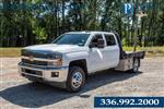 2016 Silverado 3500 Crew Cab 4x4,  Platform Body #151249A - photo 1