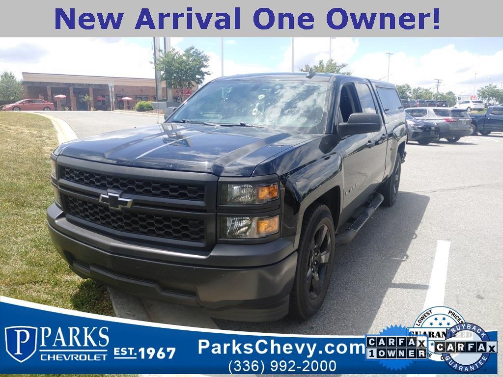 2015 Chevrolet Silverado 1500 Double Cab 4x2, Pickup #346824A - photo 5