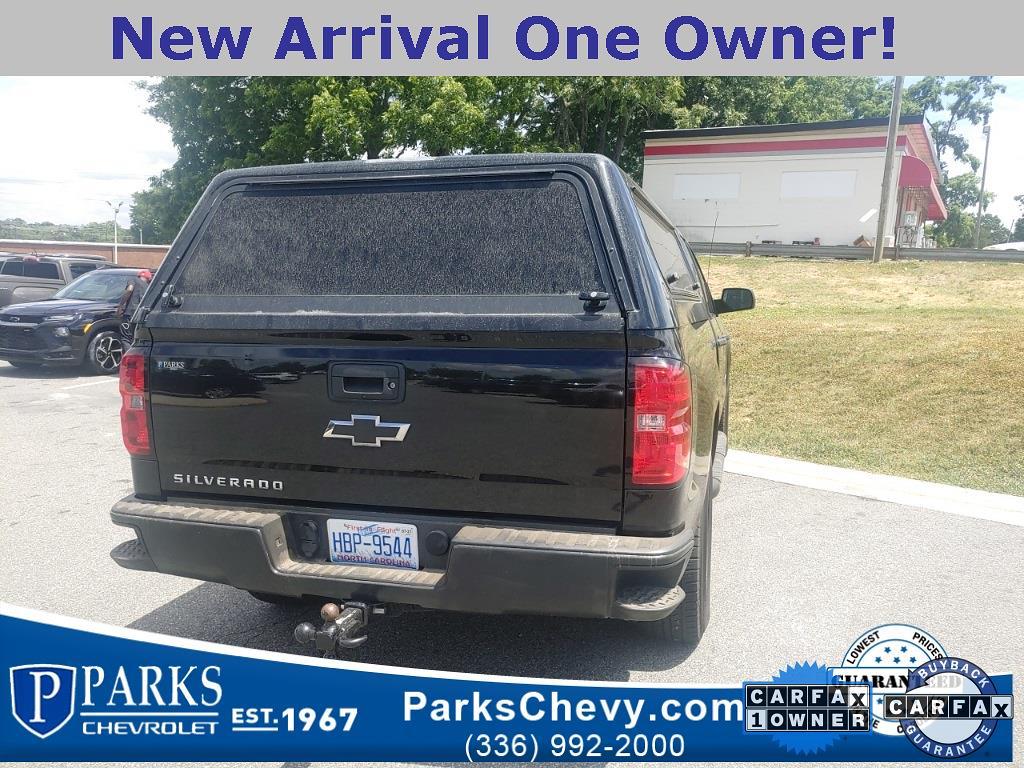 2015 Chevrolet Silverado 1500 Double Cab 4x2, Pickup #346824A - photo 4