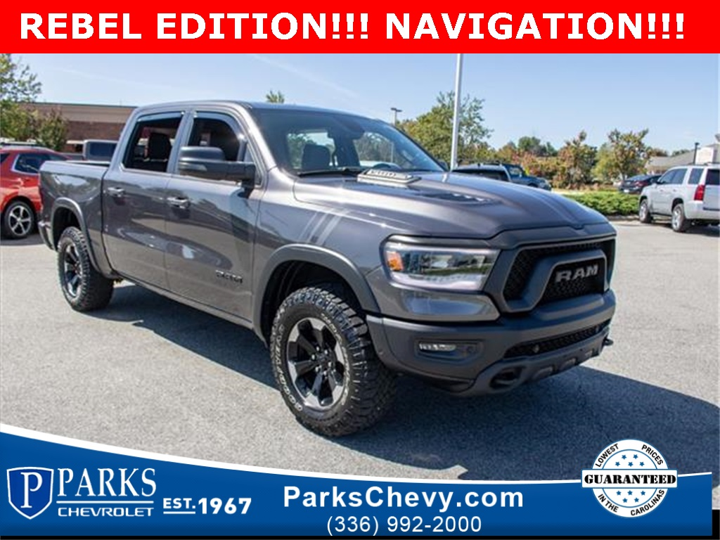 2019 Ram 1500 Crew Cab 4x4, Pickup #154836A - photo 15