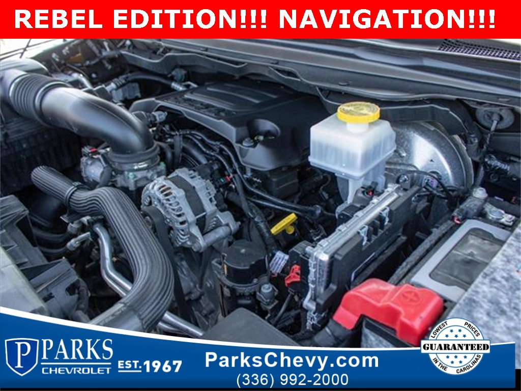 2019 Ram 1500 Crew Cab 4x4, Pickup #154836A - photo 23