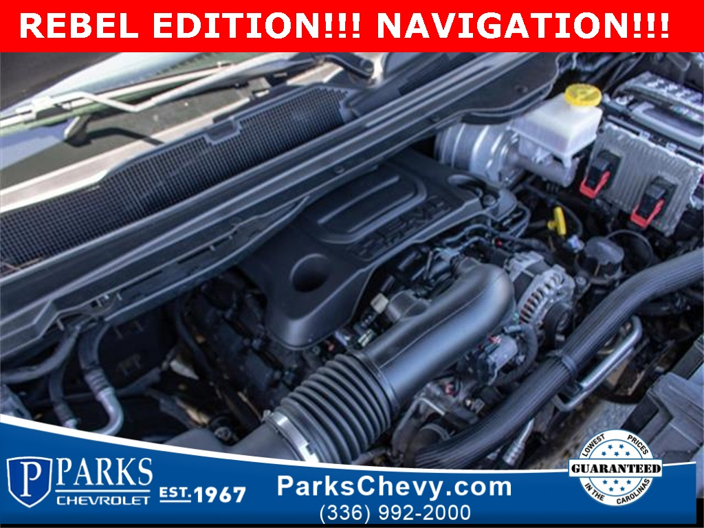 2019 Ram 1500 Crew Cab 4x4, Pickup #154836A - photo 24
