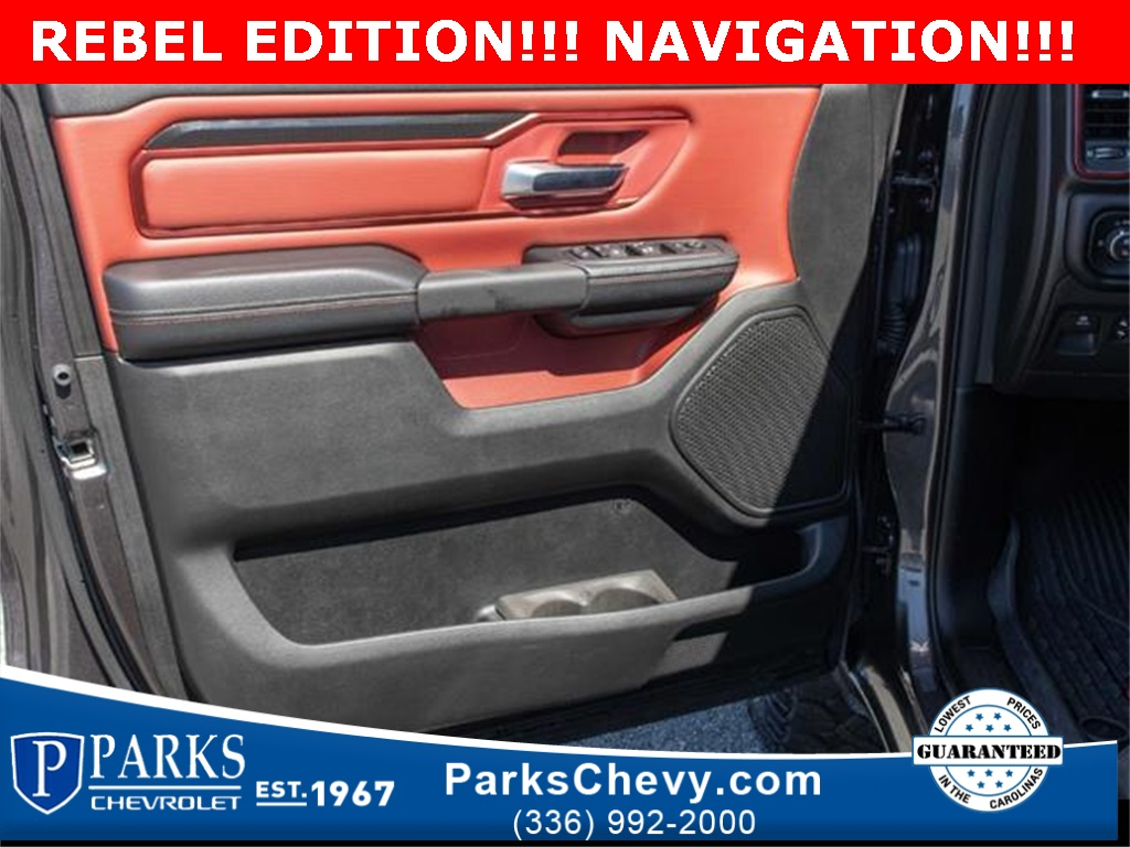 2019 Ram 1500 Crew Cab 4x4, Pickup #154836A - photo 28