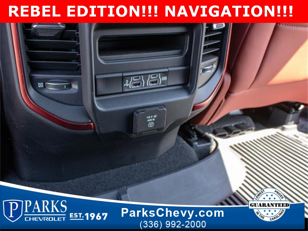 2019 Ram 1500 Crew Cab 4x4, Pickup #154836A - photo 31