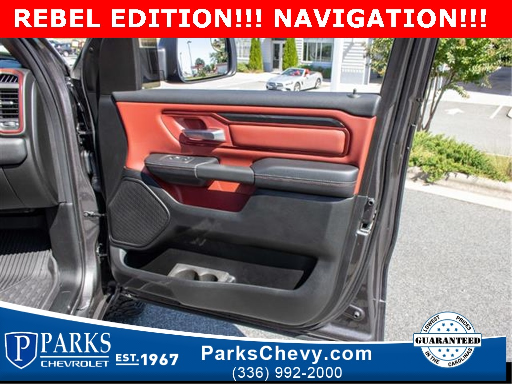 2019 Ram 1500 Crew Cab 4x4, Pickup #154836A - photo 40