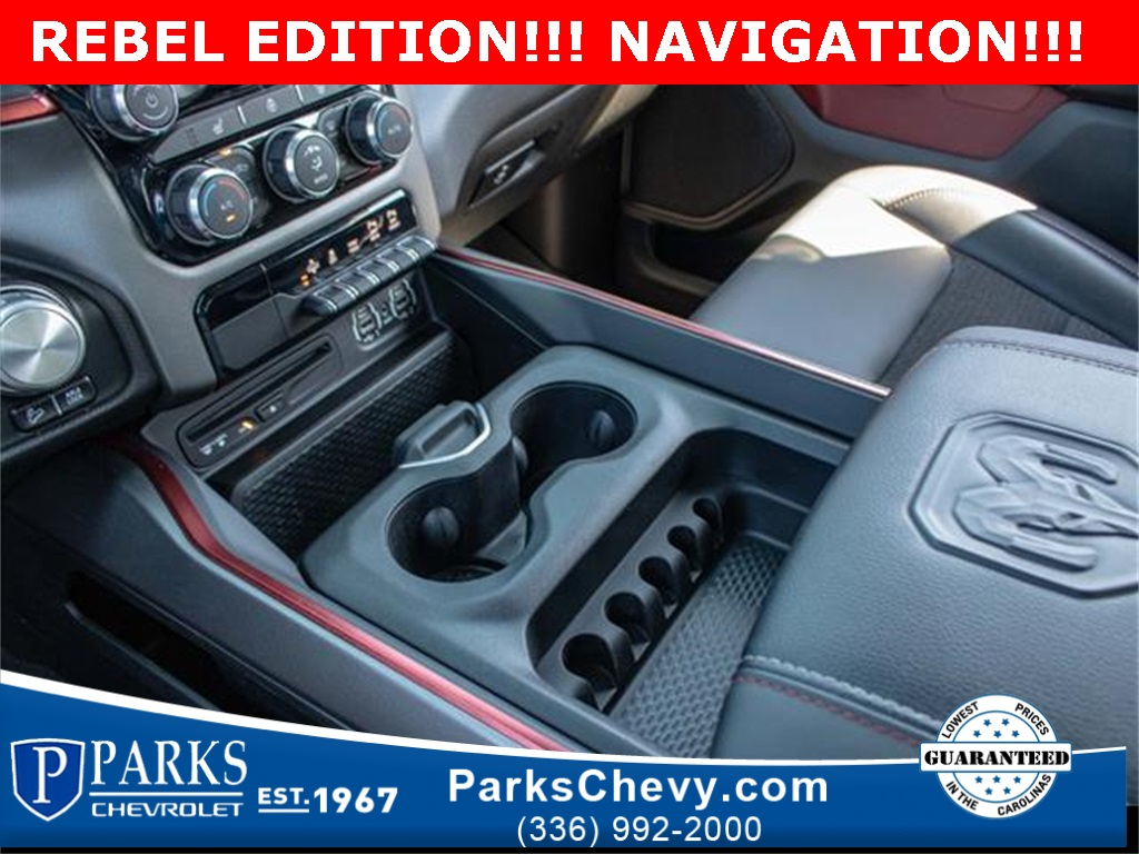 2019 Ram 1500 Crew Cab 4x4, Pickup #154836A - photo 62