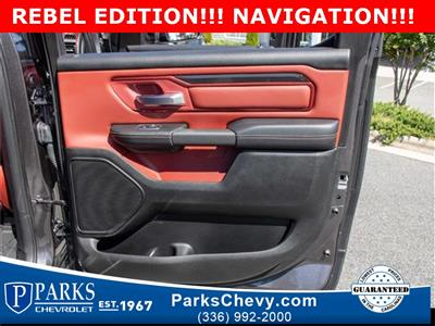2019 Ram 1500 Crew Cab 4x4, Pickup #154836A - photo 37