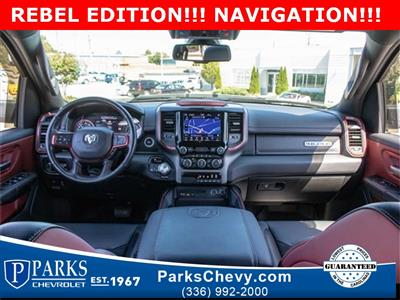 2019 Ram 1500 Crew Cab 4x4, Pickup #154836A - photo 41