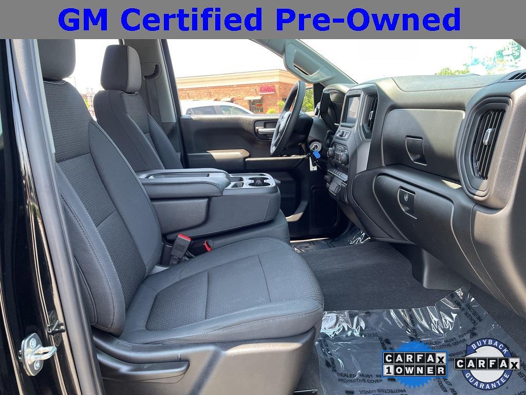 2020 Chevrolet Silverado 1500 Crew Cab 4x4, Pickup #155395A - photo 33