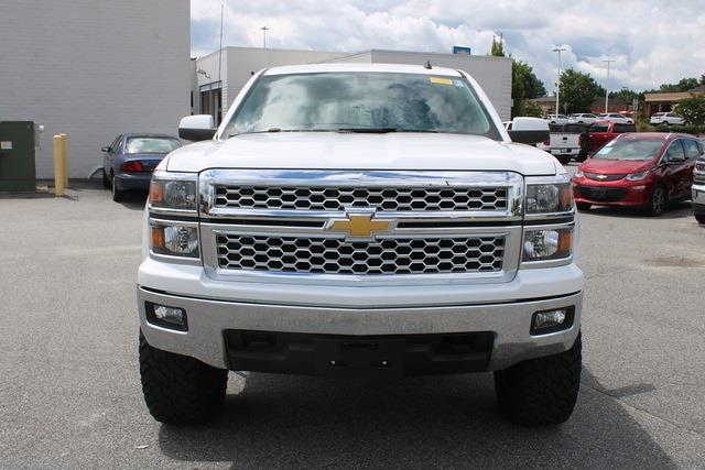 2014 Chevrolet Silverado 1500 Crew Cab 4x4, Pickup #155395B - photo 8