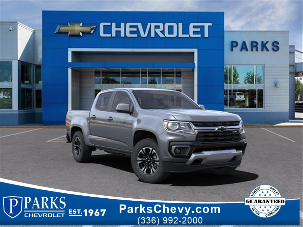 2021 Chevrolet Colorado Crew Cab 4x4, Pickup #157631 - photo 1
