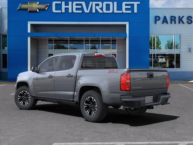 2021 Chevrolet Colorado Crew Cab 4x4, Pickup #157631 - photo 4