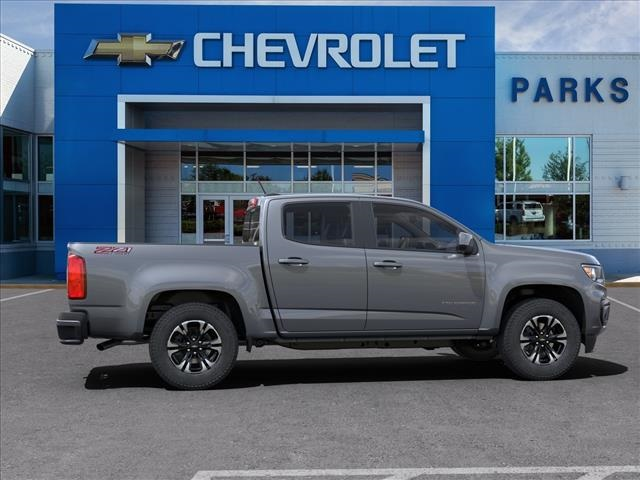 2021 Chevrolet Colorado Crew Cab 4x4, Pickup #157631 - photo 5