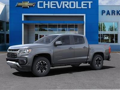 2021 Chevrolet Colorado Crew Cab 4x4, Pickup #157631 - photo 3