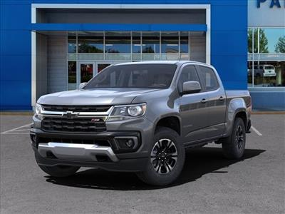 2021 Chevrolet Colorado Crew Cab 4x4, Pickup #157631 - photo 6