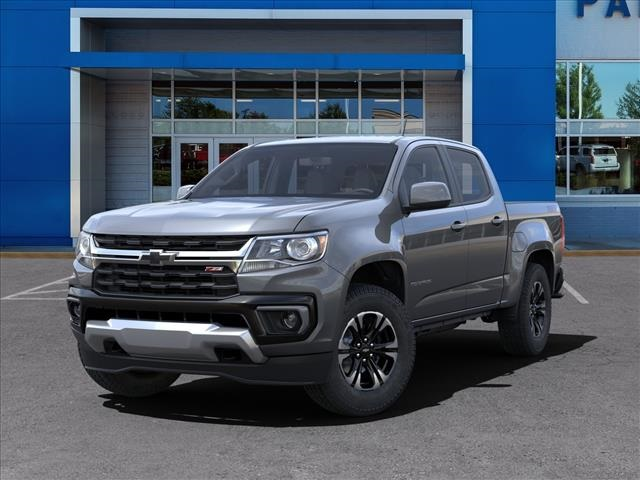 2021 Chevrolet Colorado Crew Cab 4x4, Pickup #157633 - photo 6