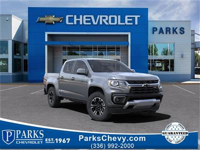 2021 Chevrolet Colorado Crew Cab 4x4, Pickup #157633 - photo 1