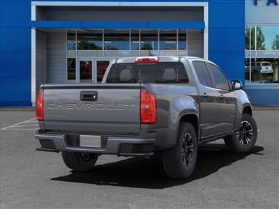 2021 Chevrolet Colorado Crew Cab 4x4, Pickup #157633 - photo 2