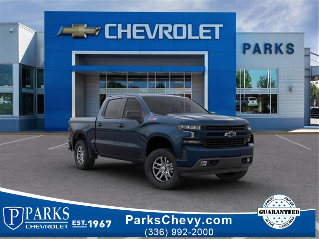 2020 Silverado 1500 Crew Cab 4x4, Pickup #159451 - photo 1