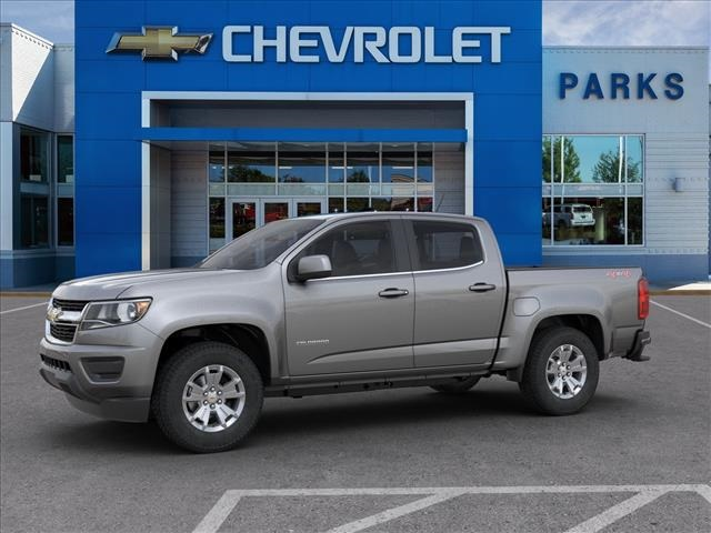 2020 Chevrolet Colorado Crew Cab 4x4, Pickup #162168 - photo 3