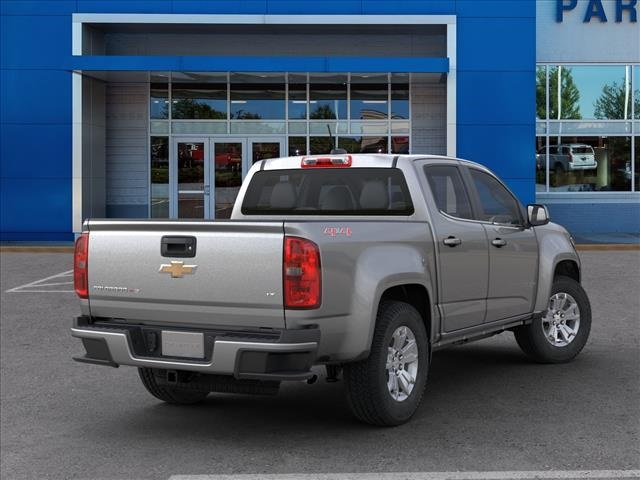 2020 Chevrolet Colorado Crew Cab 4x4, Pickup #162168 - photo 2