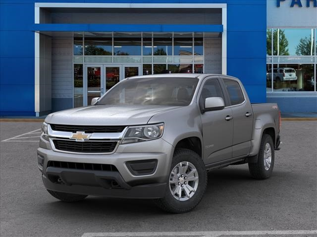 2020 Chevrolet Colorado Crew Cab 4x4, Pickup #162168 - photo 6