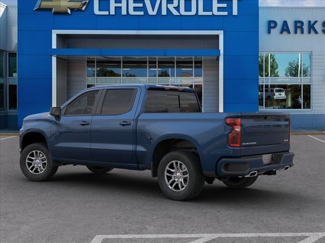 2020 Silverado 1500 Crew Cab 4x4, Pickup #162849 - photo 4