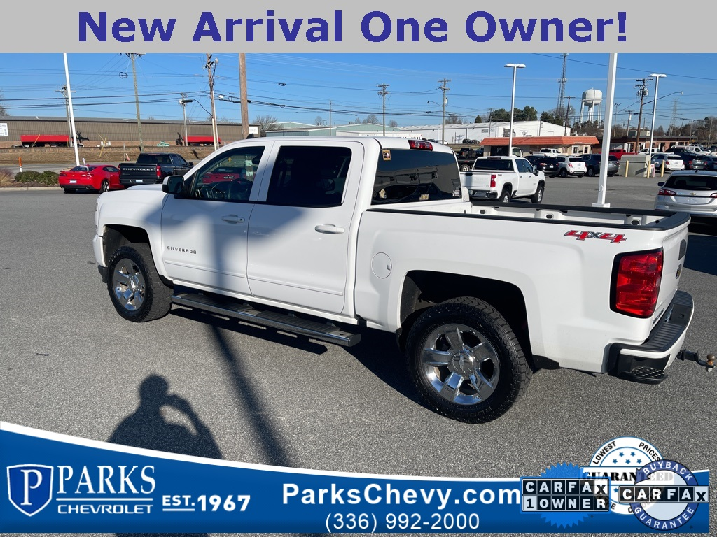 2017 Chevrolet Silverado 1500 Crew Cab 4x4, Pickup #162882XA - photo 2