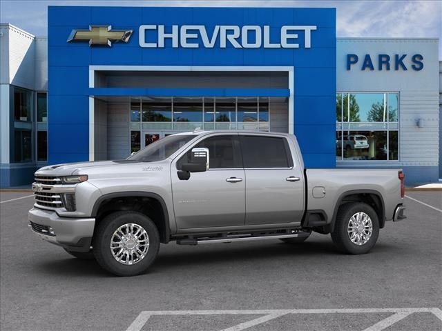 2020 Chevrolet Silverado 2500 Crew Cab 4x4, Pickup #170611X - photo 3