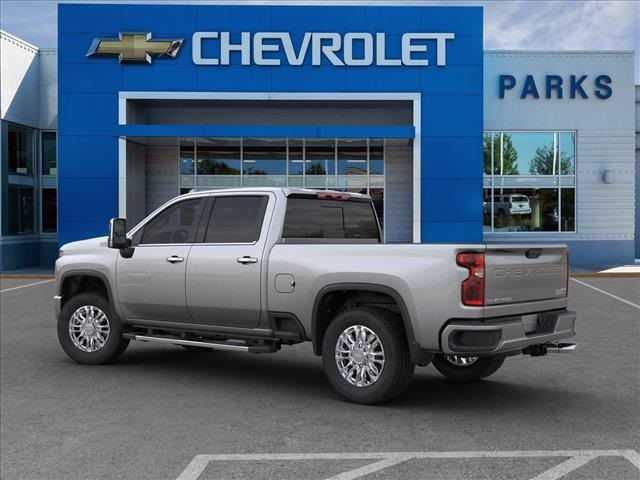 2020 Chevrolet Silverado 2500 Crew Cab 4x4, Pickup #170611X - photo 4
